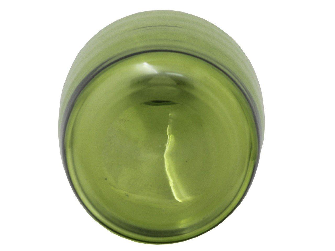 Florero María Juana en color Verde