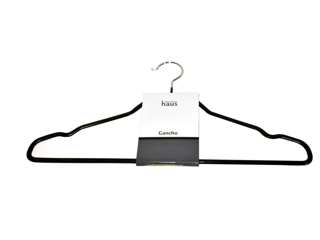 Gancho para Pantalón de Metal en  color negro