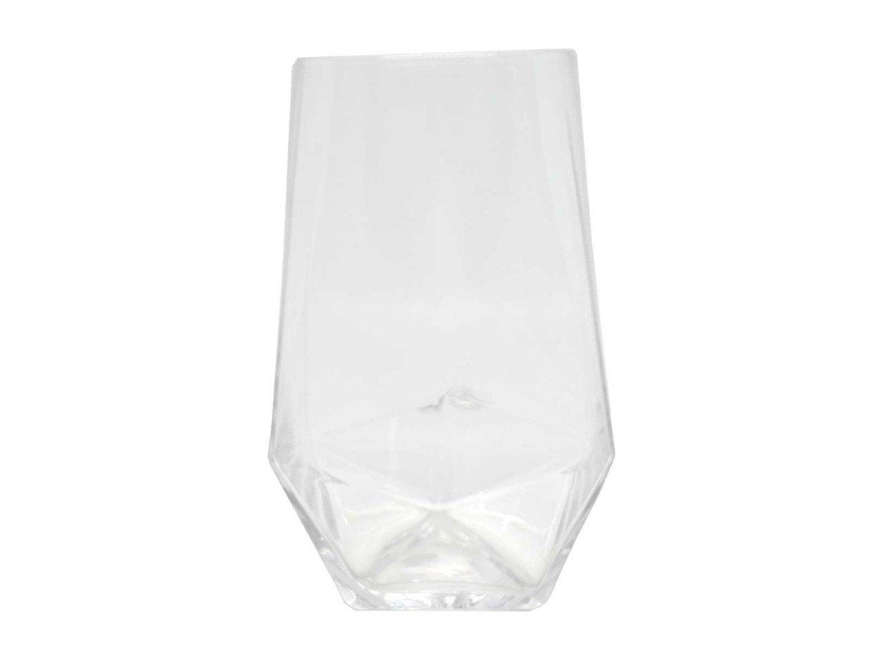 Vaso Highball Prisma Triangular