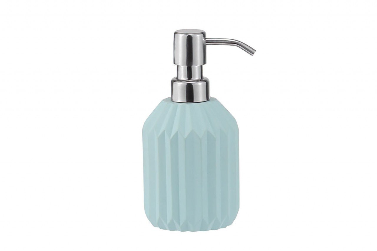 Dispensador de Plástico color Azul