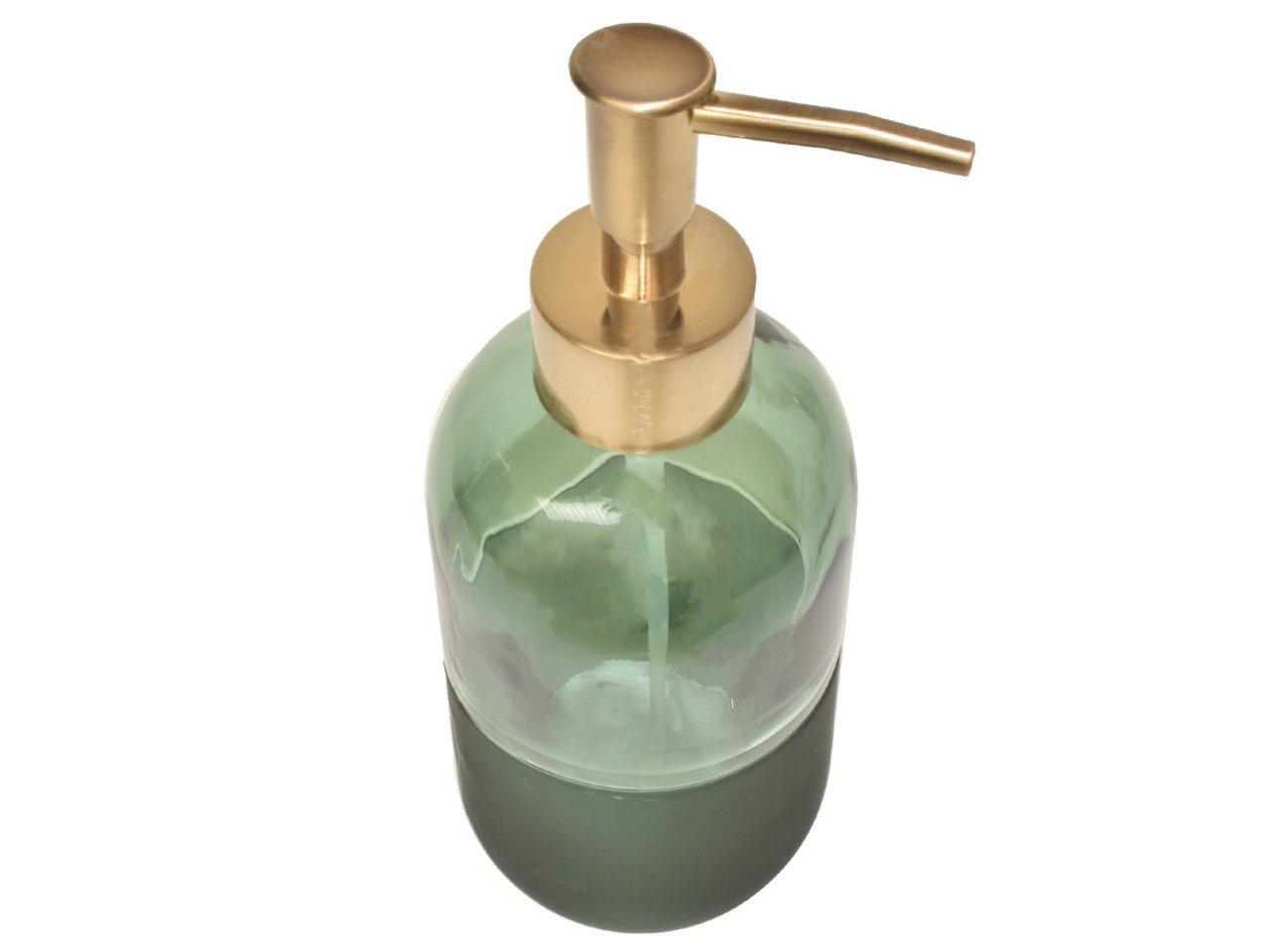Dispensador de Jabón Encapsulado color verde
