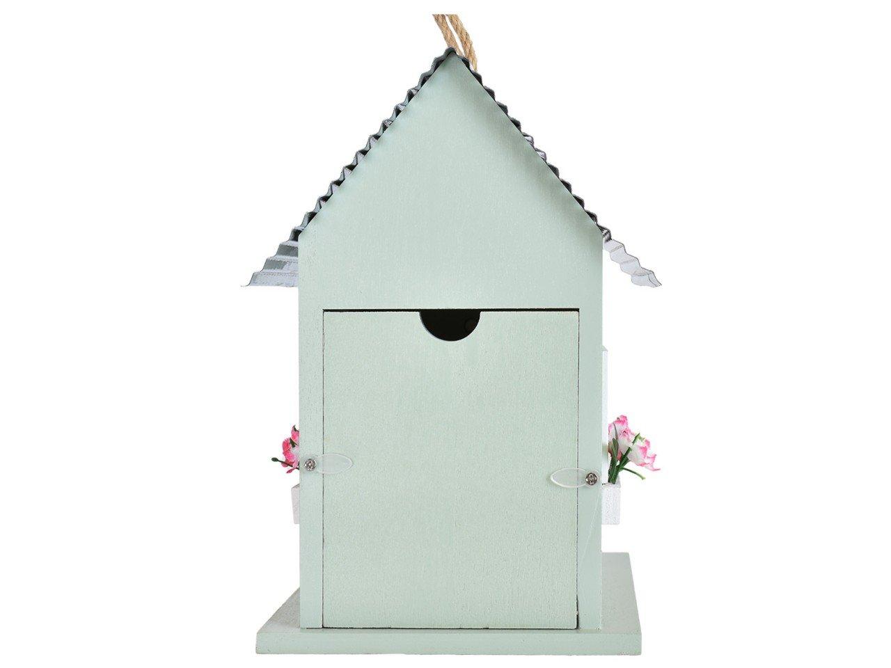 Casa para Pajaritos color Azul Cielo