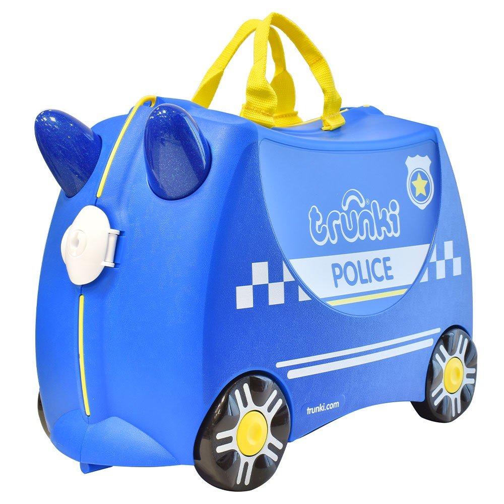 Maleta Infantil con temática de Policía