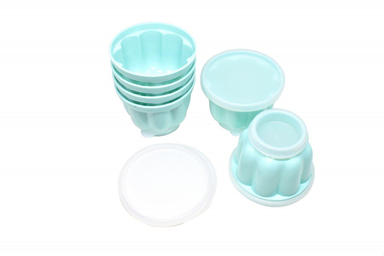 Set moldes para gelatina Individual