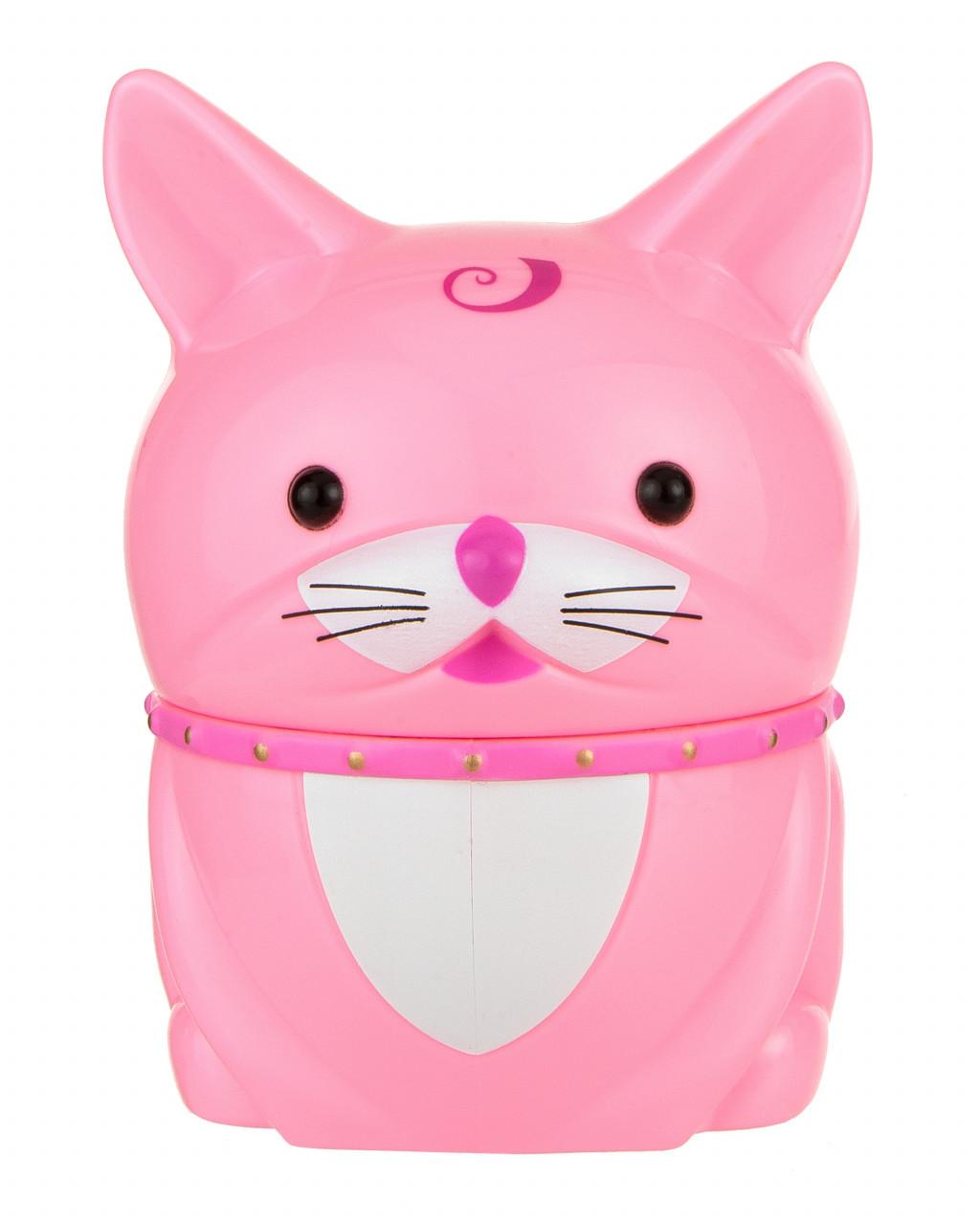 Crema para manos, esencia de vainilla, gatito rosa