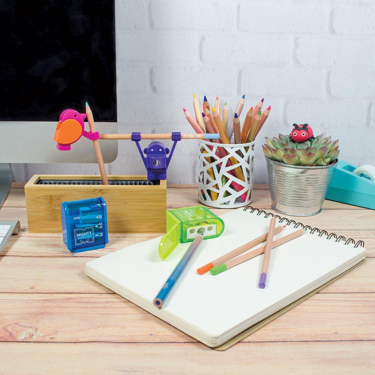 Lápices de colores jumbo