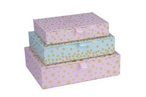 Cajas con diseño