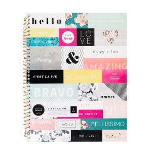 Libreta Collage de frases