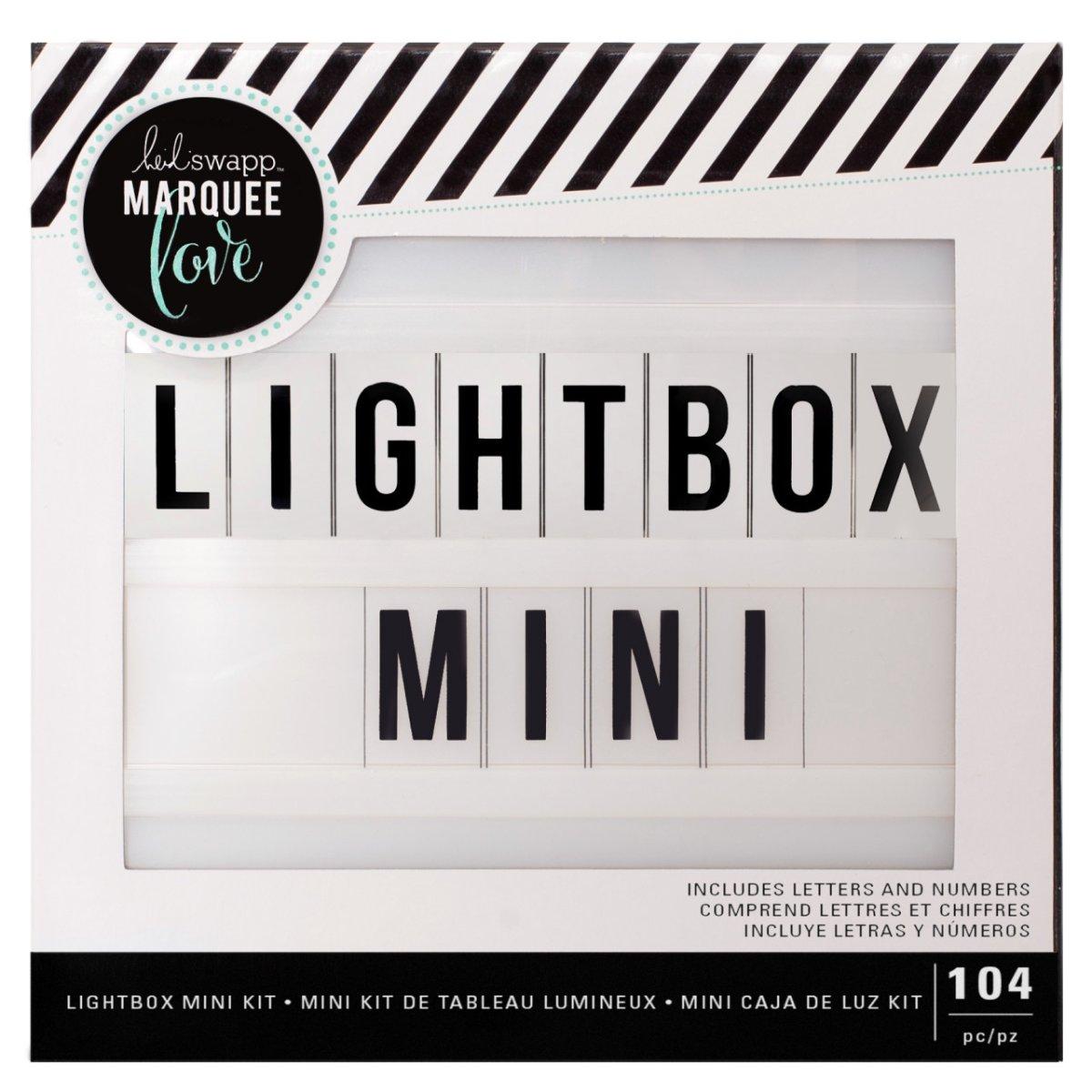 Kit de Mini Caja de Luz