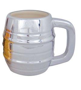 Taza de cerámica,