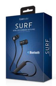 Audífonos inalámbricos con mic, azul
