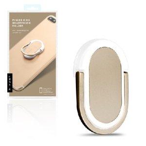 Ring holder para celular, dorado
