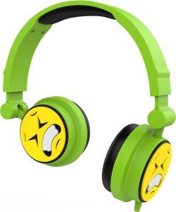 Audífonos Emoji, verde