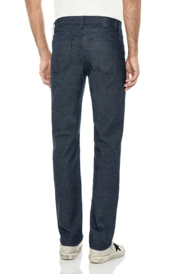 francisco brixton indigo canvas pant