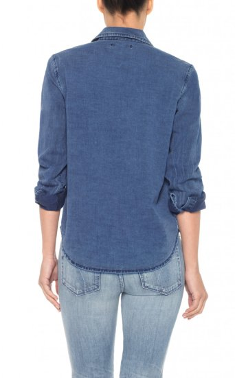 brisa denim shirt