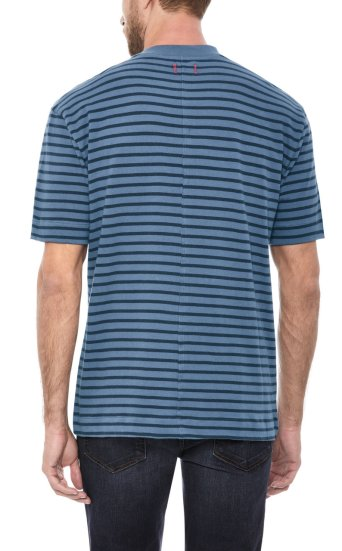 lee stripe crew jersey