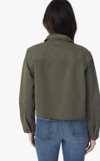 marie military shirt