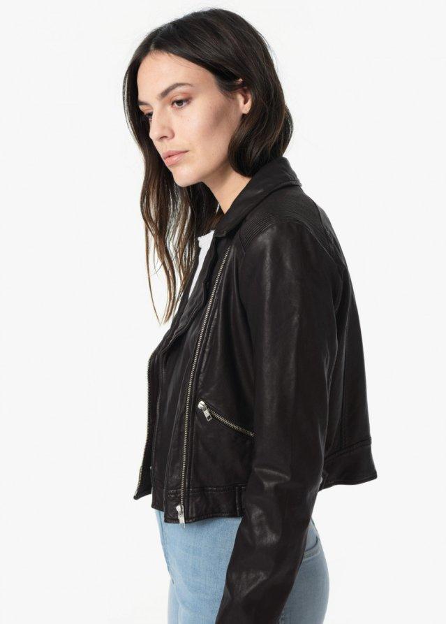 patti leather jacket