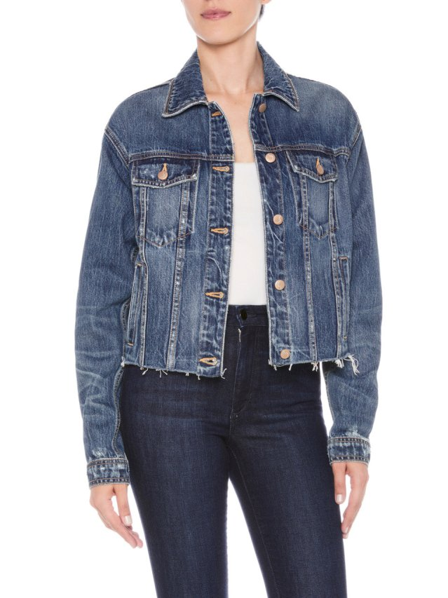 cut off jacket dyanna
