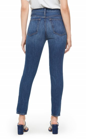 the danielle high rise vintage straight