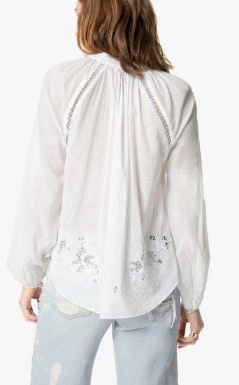 flora blouse