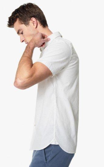 henry short sleeve woven