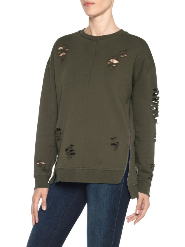 lyndon pullover french terry