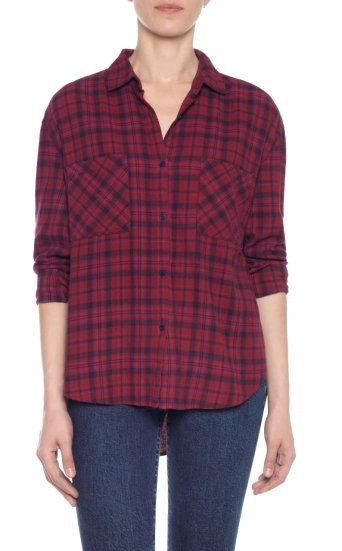boyfriend flannel