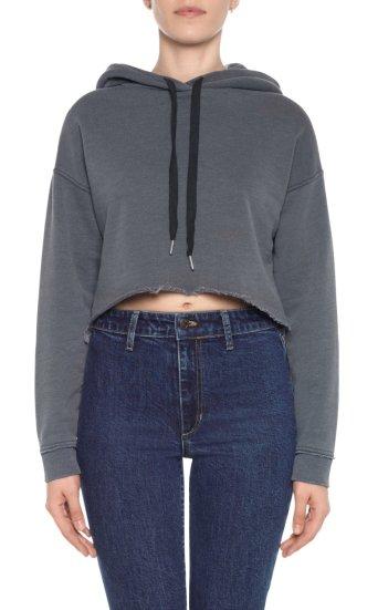 taylor hill x joe's | cropped hoodie
