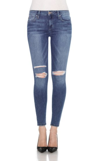 the icon ankle kloh mid rise skinny an