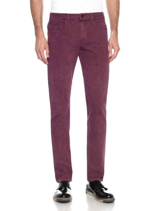 THE SLIM FIT COLOR KINETIC