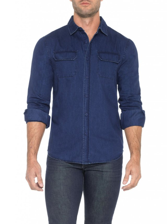 slim fit shirt  long sleeve
