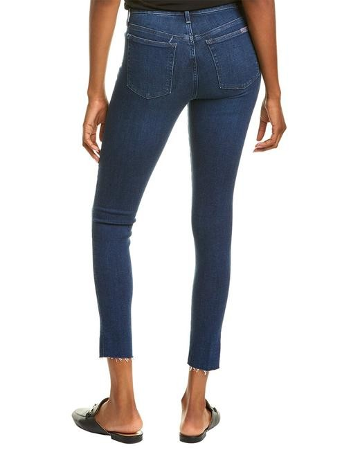MID RISE SKINNY ANKLE W/ SIDE VENT