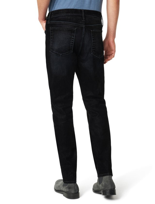 VELVET DENIM ASHER PANT