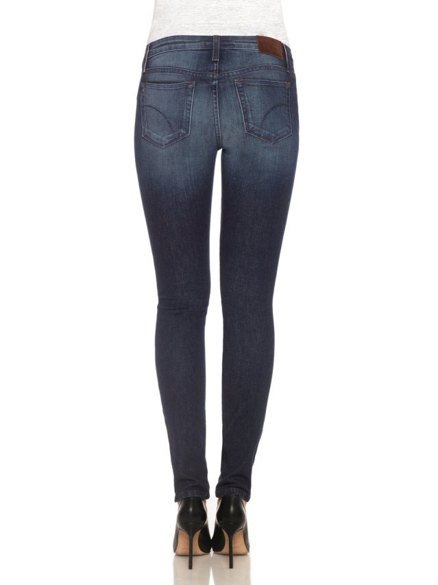 the icon skinny camile mid rise skinny