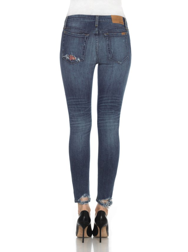 the icon ankle mid rise skinny ankle