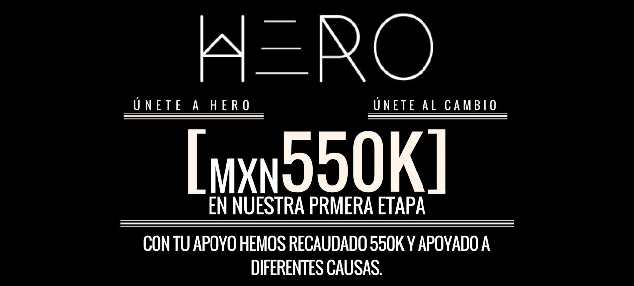 Primera etapa Hero