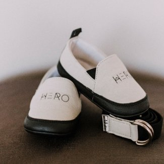 Baby Shoes Hero - Boy