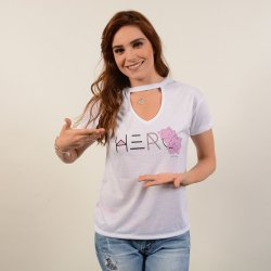 Playera Hero-Estée Lauder Mujer
