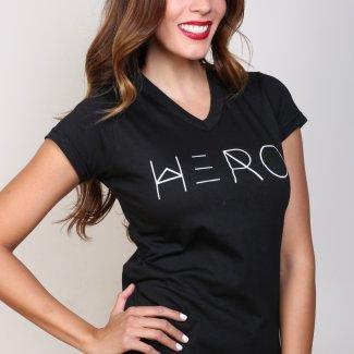 Playera Hero Mujer