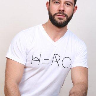 Playera Hero Hombre