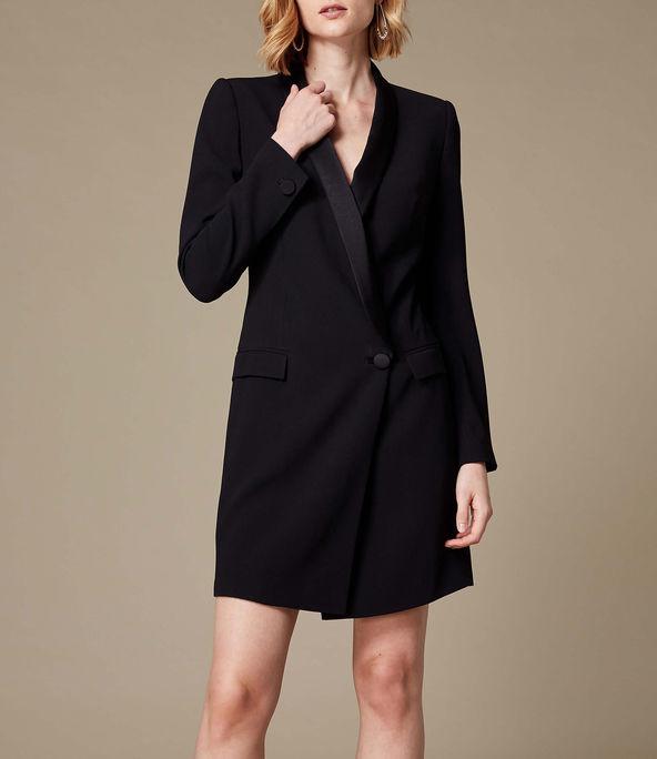 Vestido esmoquin