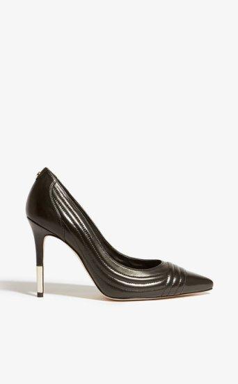 Zapatos salón tacón punta