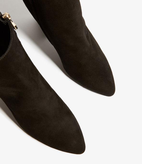 Zapatos tacón bloque