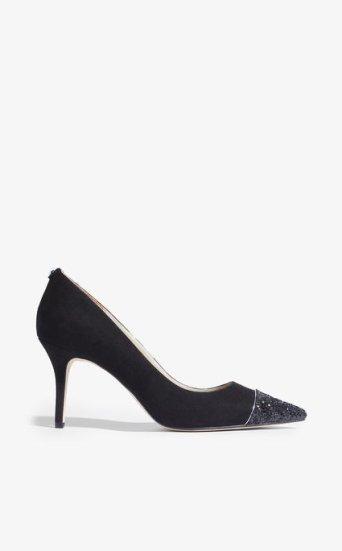 Zapatos salón tacón mediano
