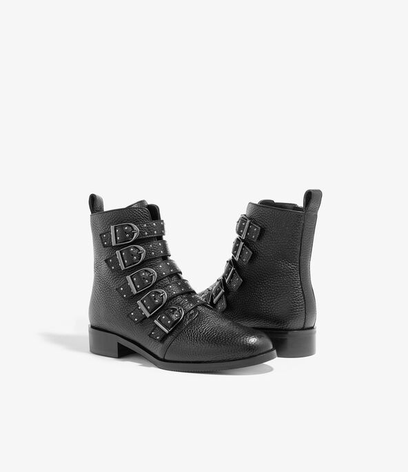 Studded Ankle Boot