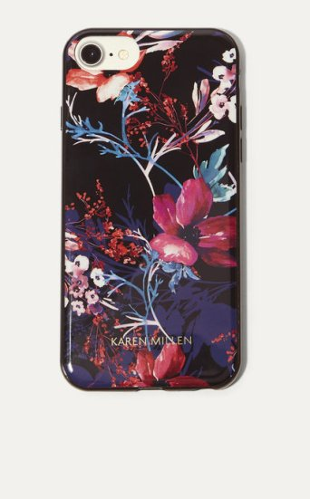 Funda iPhone flores