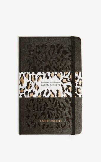 Cuaderno Moleskin leopardo