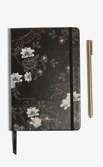 Juego cuaderno y bolígrafo