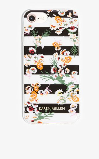 Funda iPhone Puls con estampado floral
